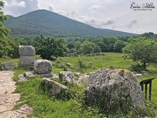 Carsulae, una passeggiata tra storia e natura