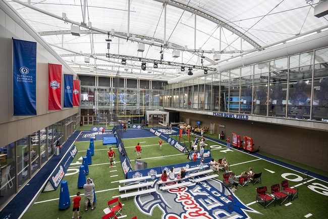 atlanta football college