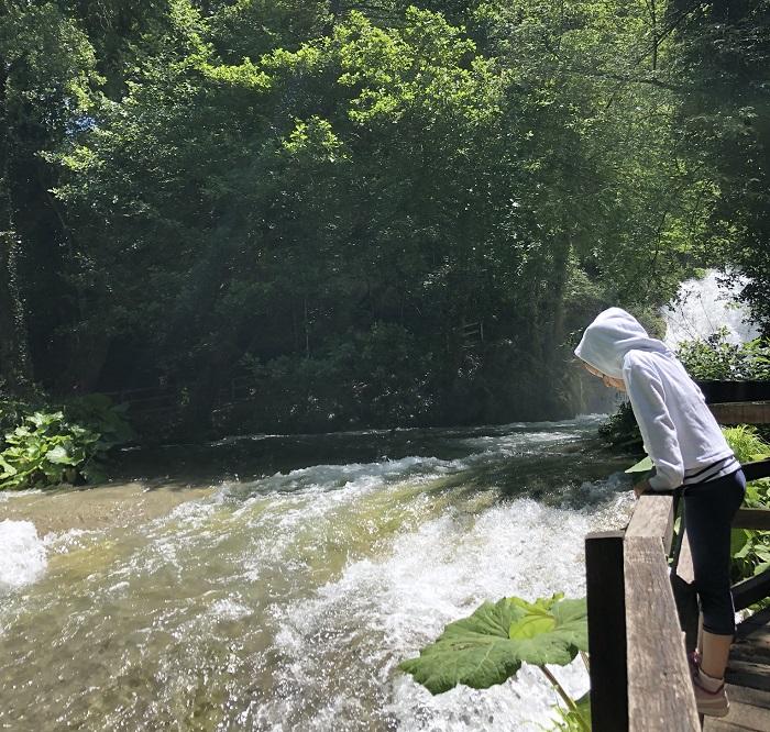 Cascate delle Marmore, percorso n. 3