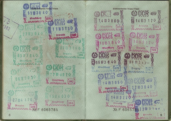 Cos'è un visto di ingresso.