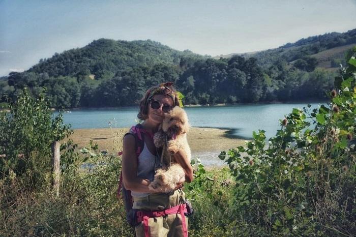 Lago di San Ruffino, destinazione pet friendly