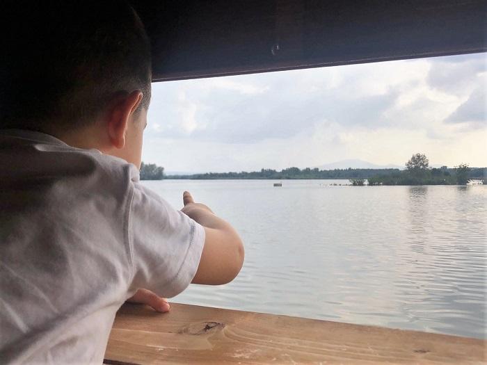 Birdwatching al Lago di Alviano con i bambini