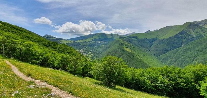 Scopri il Parco Nazionale dei Monti Sibillini