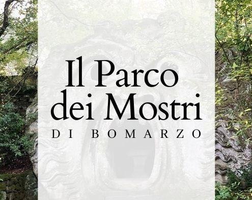 Parco dei Mostri Bomarzo, info su orari e biglietti