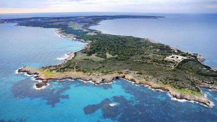 Le isole della Toscana: Pianosa