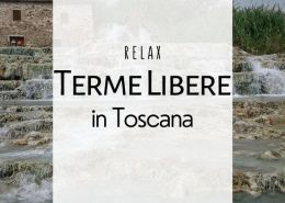 Terme libere in Toscana, dove si trovano