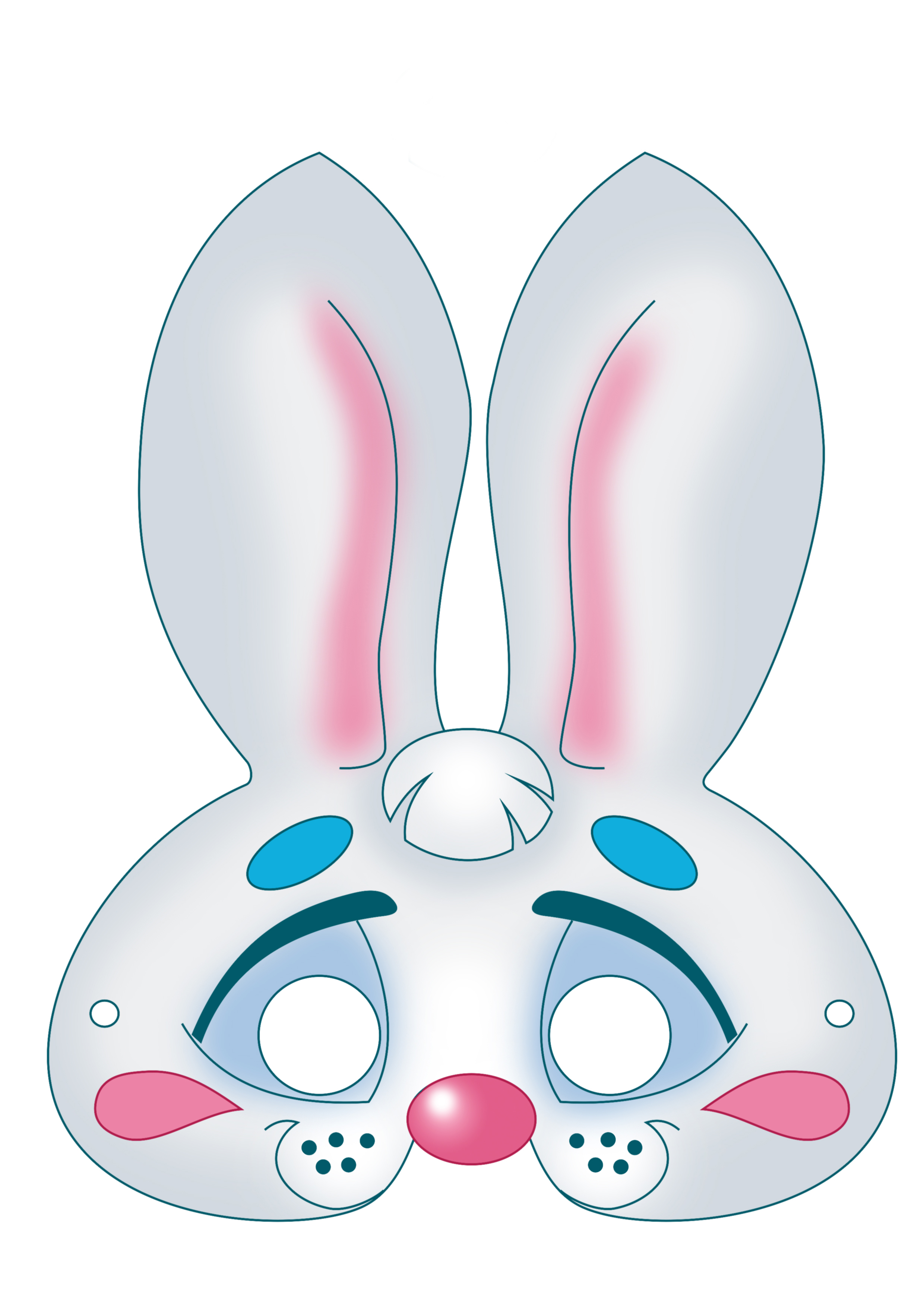 Free Printable Carnival Masks For Kids