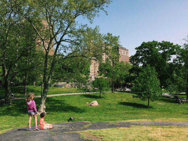 Central Park NYC with Bambini Travel