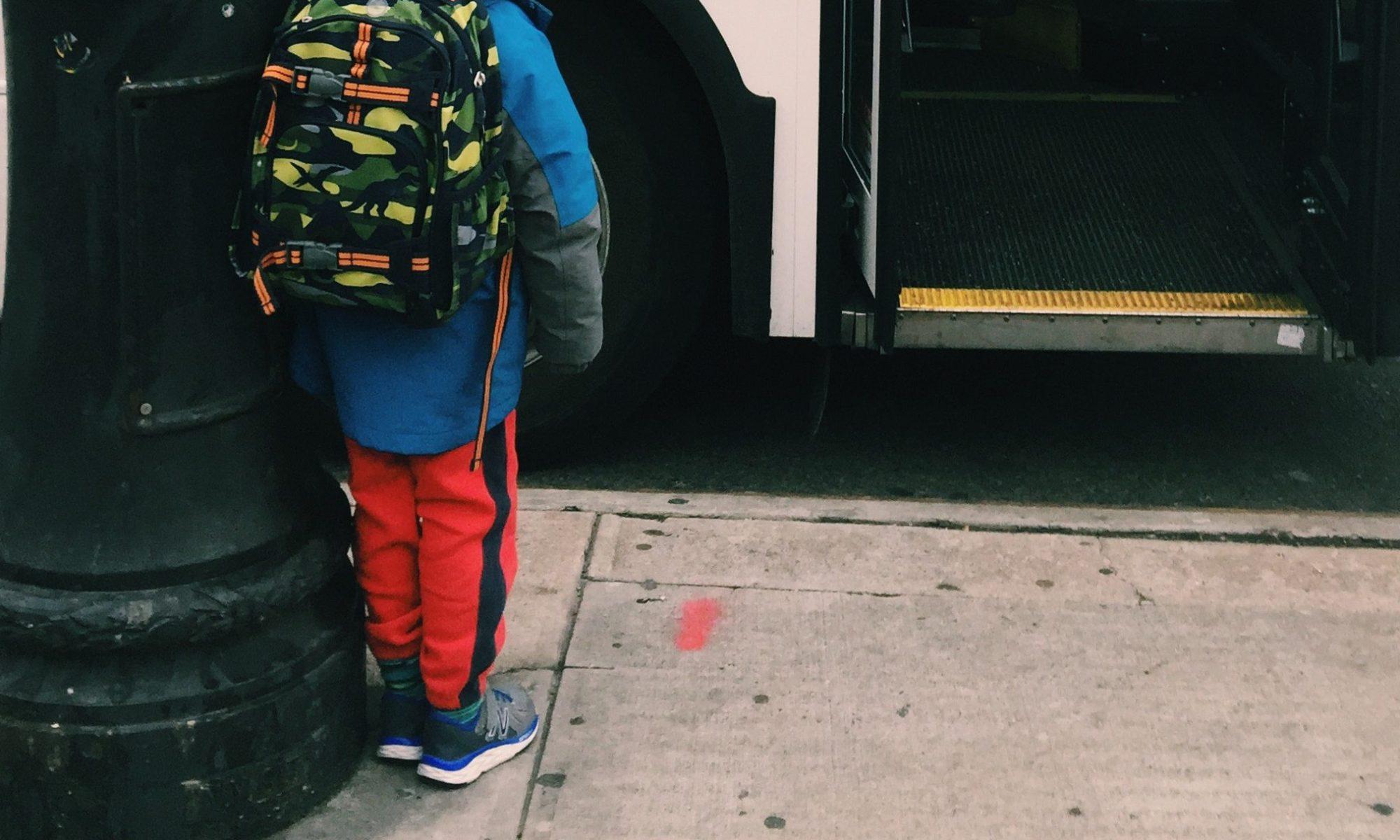 City Bus Field Trip