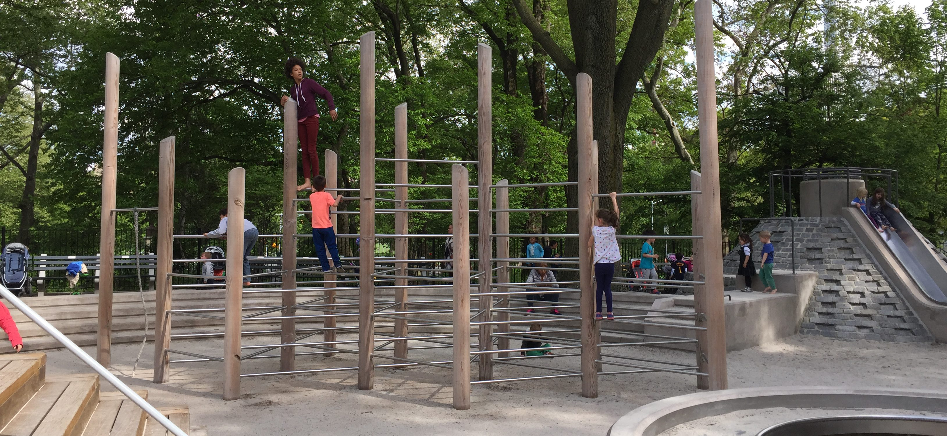 Unofficial Guide to Central Park Playgrounds