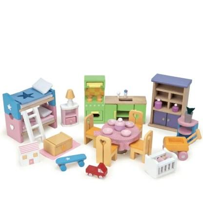 daisy lane doll furniture set