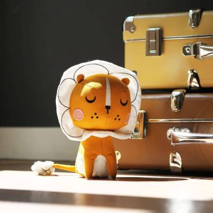 lion and suitcase picca loulou gift