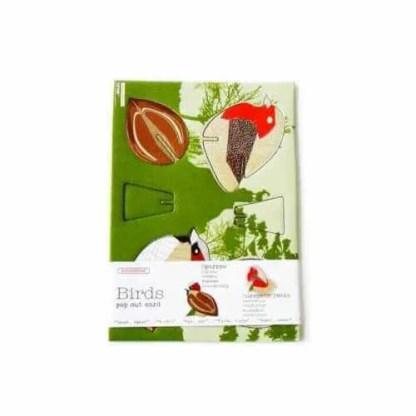 pop out sparrow card