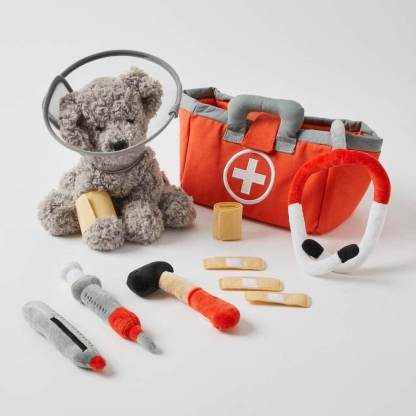 vet and doctor role play set NK