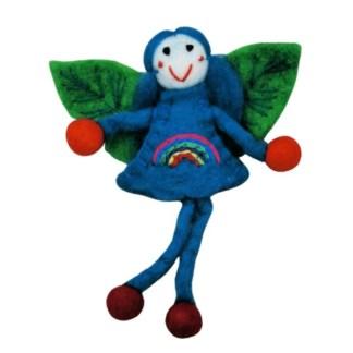 blue rainbow fairy