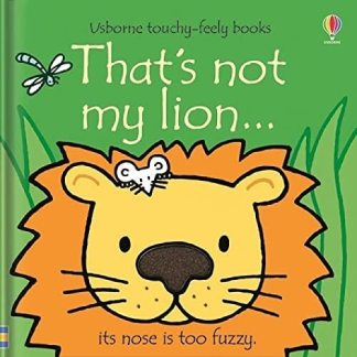 thats not my lion book