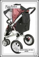 wedge stroller bag
