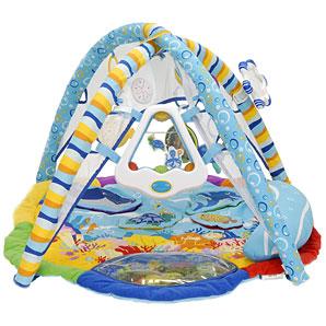 baby einstein discovering water activity mat