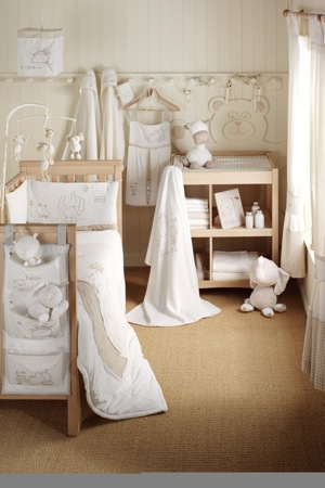 dress your nursery for under £100 with Matalan