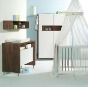 Bebe-Jou Denver Nursery Room Set