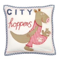 City Hopper Cushion Cover