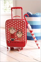 Charlie and Lola Wheelie Bag
