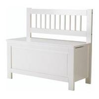 Marvelous Nursery Decoration Idea Customise an Ikea Hemnes Storage Bench