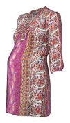 Paisley Print Tunic New Look