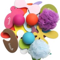 Boon Bath Goods Designer Toys and Scrubbies