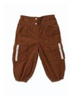 mini mode_ Girl_s Brown Puff Trousers - 30-163213-14.jpg