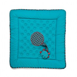 <br /> Eco Friendly Quilted Play Blanket by Ubang