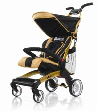 <br /> Leebruss Take Off Pushchair Gold