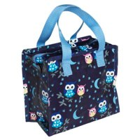 Kid's Charlotte Bag - Owls