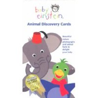 Animal Discovery Cards (Baby Einstein) (Baby Einstein) (Hardcover)