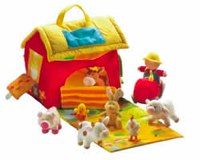 lilliputiens farm yard set