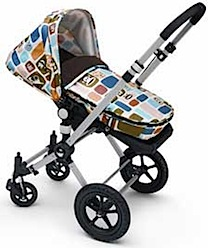 The Pushchair Track: Small Paul by Paul Frank Bugaboo Chameleon Accessories