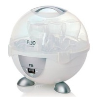 Mothercare LCD48 digital steam steriliser pod