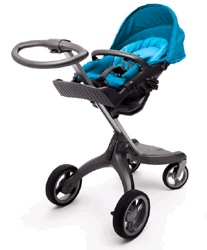 The Pushchair Track: The Stokke Xplory