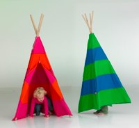 Hippie Tipi Play Tents