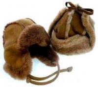 SMALL SHEEPSKIN TRENTO BONNET by Baa Baby