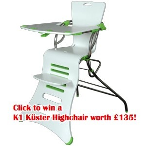 k1 kuster highchair