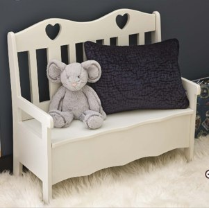 Kids Double Bench by zara home kids