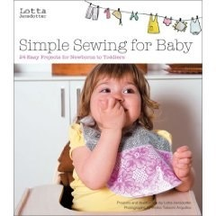 Lotta Jansdotter's Simple Sewing for Baby Available for Pre-order