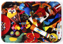 Colour Tray Toys