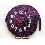Vitra Elihu the Elephant Wall Clock