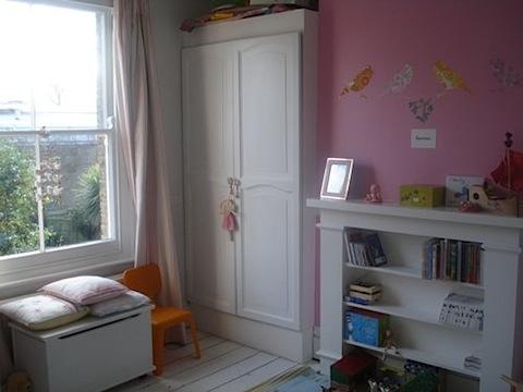 beckys girl room