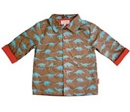 Toby Tiger Dinosaur Childrens Raincoat
