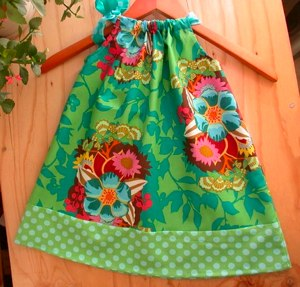 DIY Dress Kits with LittleFishBigPond