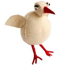duck - marjorie - felt