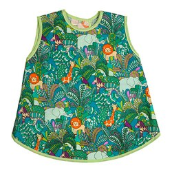 Kids Jungle Sleeveless Bib zara home